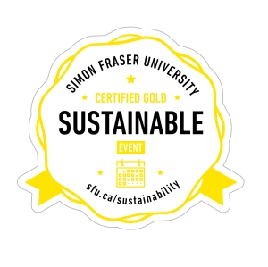 gold sustainability badge